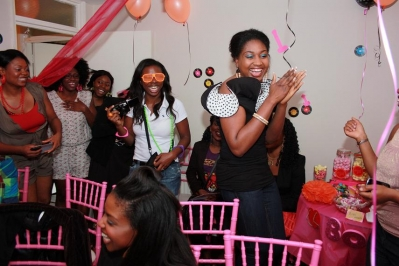 Bridal Shower - Croydon
