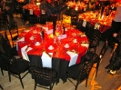 Black Chiavari Chairs - Corporate Event - Christmas Party