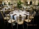 Gold Chiavari Chairs - Guoman Hotels