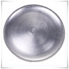 Silver Diamanté Charger Plate - £1.25 each